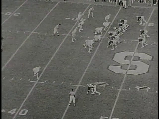Ncsu vs unc football part2 1979